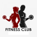 Logo-Fitness club